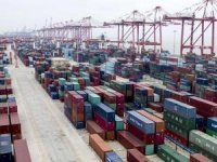 Container volume at major Chinese ports up 3.4% in early July