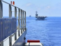 U.S. Aircraft Carriers Return to South China Sea Amid Rising Tensions