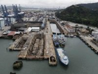 Panama Shipyard provisionally reopens, international tender in 2021