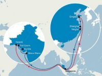 CMA CGM to reorganize AS1 service connecting Asia with Indian Subcontinent