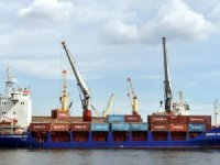 Philippine Cargo Vessel Disabled After Fire