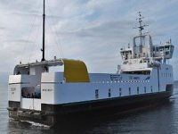Long-Range Electric Ferry Completes First Year in Operation