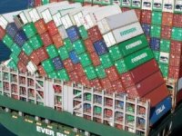 Safety and Maintenance Issues in UK Report on Evergreen Container Loss