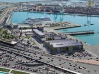 Balearia Proposed New Environmentally-Friendly Terminal for Valencia