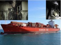 Engine room fire disables Cap Jackson containership