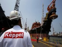 Temasek Unit Scraps $3 Billion Bid for Keppel