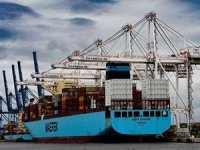 Record Container Moves from Ship as Baltimore Invests in Port