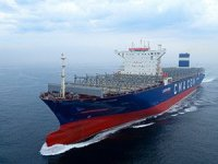 HHI build's world's first very large LNG-fueled boxship