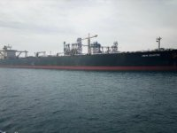 Indian Oil Corp-chartered oil tanker catches fire off Sri Lanka