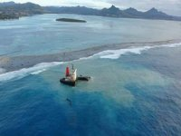 Japan Offers 'Unprecedented' Support to Mauritius for Wakashio Spill