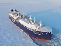 SCF and Novatek order 10 more icebreaking LNG carriers