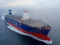 'World's first' LNG-fuelled Newcastlemax tenders