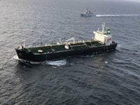 Iranian fuel tankers round Africa en route to the Atlantic: data