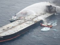 Salvors Complete Dive Inspection of Fire-Damaged VLCC New Diamond