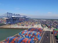 Port of Felixstowe battling heavy congestion