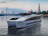 Electric Ferries May Become a Major Force on Bangkok's Busy Rivers