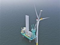 OIM Wind orders wind farm installation vessel at CIMC Raffles