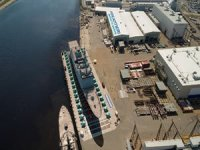 Fincantieri Marinette Marine Taps Pearlson for Shiplift Construction