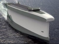Wind and Sail Powered Concept Ships Advancing Shipping Decarbonization