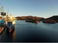Ulstein: Outfitting starts for Lindblad's 2nd X-Bow polar expedition ship