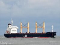 Crew member fell into cargo hold, seriously injured, Providence R.I. USA