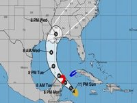 Gulf of Mexico Energy Industry Faces Another Hurricane