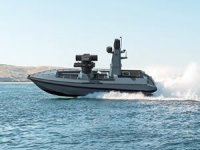 Turkish Shipbuilder Develops New Armed, Unmanned Surface Vessel