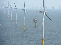 Global pipeline of offshore wind projects soars by nearly 50% this year