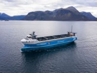 World's 1st zero-emission container vessel, Yara Birkeland, delivered