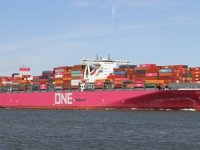 Massive Cargo Loss: Estimated 1,900 Containers Lost or Damaged on ONE Apus