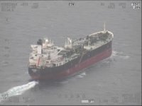 Tanker Rescues Two People Clinging to Wood Plank in Torres Strait