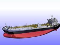 Design for Methanol-Fueled Tanker Receives Class AiP