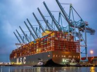 COVID Restocking Surge Continues at Port of Los Angeles