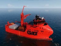 Havyard delivers new SOV to Esvagt