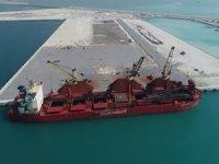 Khalifa Port's South Quay welcomes first shipment