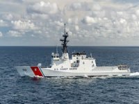 U.S. Coast Guard's New National Security Cutter to Patrol South Atlantic for Illegal Fishing