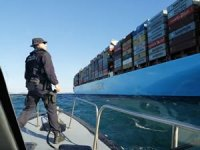 Maersk Elba loses power after fire off Portugal