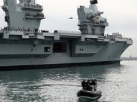 Beijing Vows to Retaliate Against UK Aircraft Carrier's Possible Mission in S. China Sea