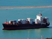 Container ship attacked, boarded, Gulf of Guinea
