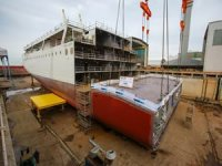 Fincantieri hosts keel laying for Viking Mars