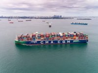 CMA CGM to Deploy Six LNG-Powered Containerships on Transpacific