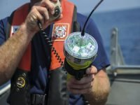 Coast Guard Promoting Commercial Fishing Vessel Safety, Use of EPIRBs