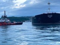Traffic in Bosphorus in Istanbul Reportedly Stopped Due to Tanker Accident