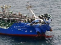 Three Missing After RoRo Sinks After Collision With Chemical Tanker