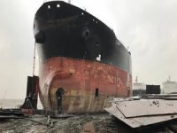 Sanctions-busting tankers set for the scrapheap