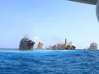 Environmental Disaster Feared from X-Press Pearl Sinking