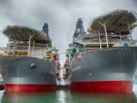 Transocean delays deliveries for the world's first 8th gen ultra-deepwater drillships