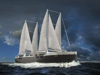 Construction on Neoline's 1st sailing cargo ship to start this summer
