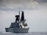 Russia Claims its Forces Used Live Fire to Chase Off UK Warship