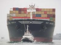 Huge containerships deluge